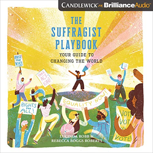The Suffragist Playbook cover art