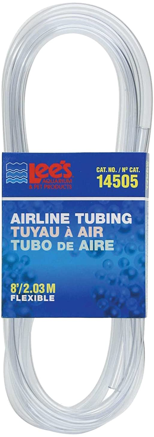 Lee's Airline Tubing, 8-Foot, Standard
