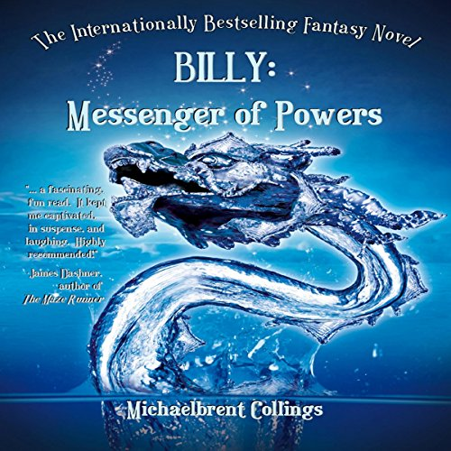 Billy: Messenger of Powers audiobook cover art