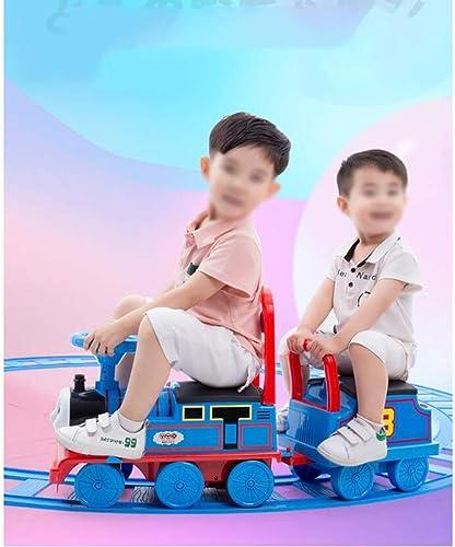 bajo precio del 40% LLRDIAN Juego de rieles para Autos 2 3 4 años años años de Edad, una niña y un Niño Crean un Auto de Juguete de Carretera y un Auto de Juguete de riel Flexible  80% de descuento