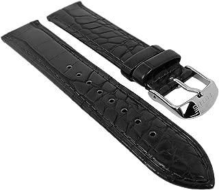 Lotus Bracelet de Montre 21mm en Cuir Brillant L18239//1 L18239//2 L18239//3