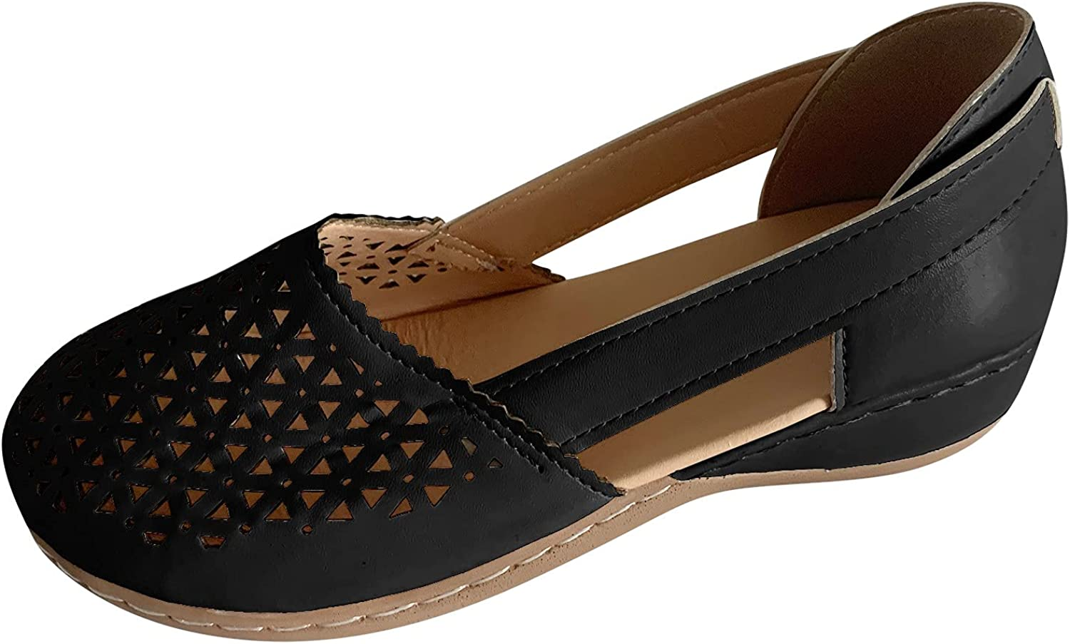 USYFAKGH Dress Sandals For Women Fashion Casual Shoes Breathable