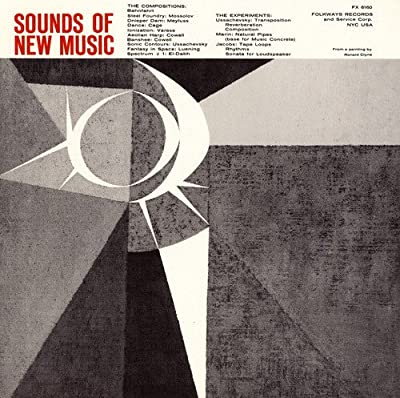 Sounds of New Music / Various by Folkways Records