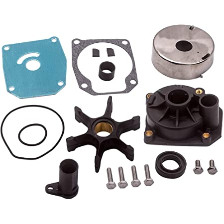 For Johnson Evinrude 60 65 70 75HP Water Pump Impeller Kit 438597 432955 18-3389