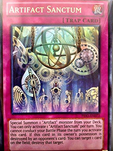 Yu-Gi-Oh! - Artifact Sanctum (PRIO-EN072) - Primal Origin - Unlimited Edition - Ultra Rare by Yu-Gi-Oh!