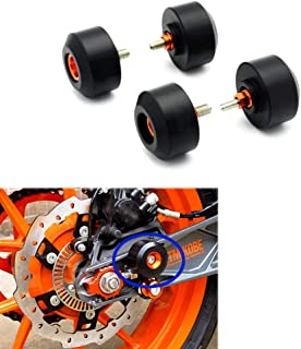 ktm frame sliders