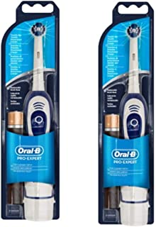 Braun Oral-B PRO EXPERT 400 Battery-Operated Toothbrush (Duo Pack)