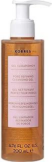 KORRES Pomegranate Pore Refining Cleansing Gel 200ml, 6.76 Fl Oz