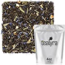Tealyra - Earl Grey Premium - Best Classic Black Loose Leaf Tea - Fresh Award Winning Tea - Medium Caffeine - All Natural - 110g (4-ounce)