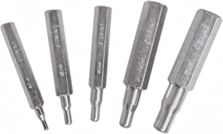 Uniweld 70005 Swage Punch Kit with 5 Separate Swage Punches