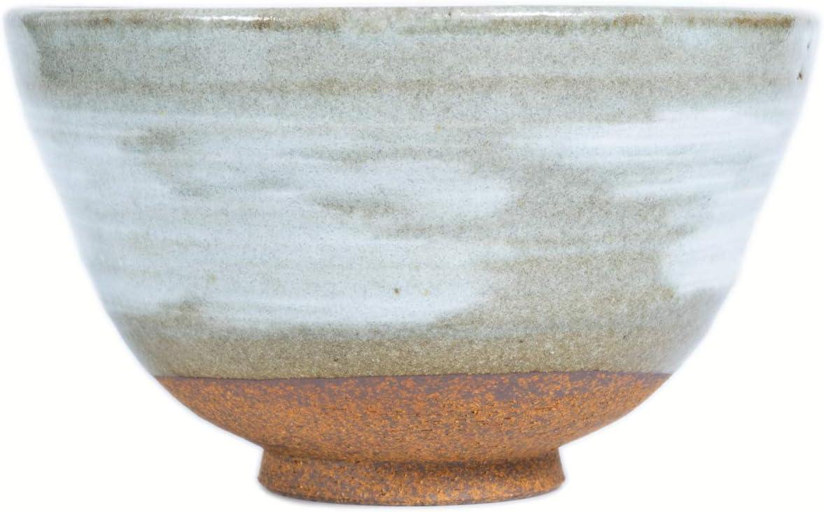 DuringVillage Long Beach Mall Chawan Tea Bowl MINO Linen Pottery YAKI Ceramic Max 43% OFF An