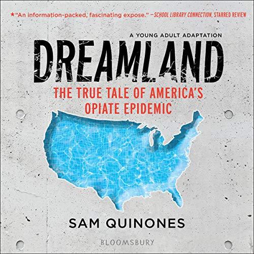 Dreamland (YA edition) cover art
