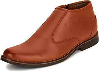 Escaro Everyday Wear Men's Casual Slip On Ankle Shoes