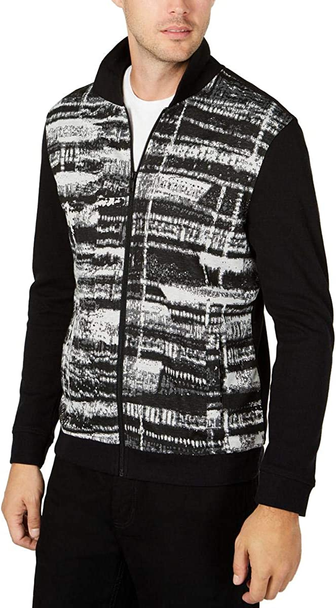 Alfani Mens Grey Matters Lightweight Fall/Spring Jacket