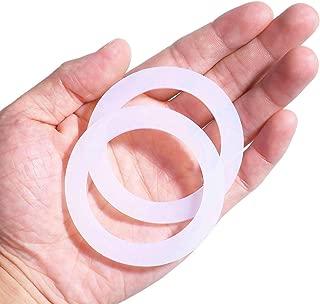 Litorange 12 Pack Food Grade Silicone (Better Than Rubber) Blender O-ring Gasket Seal for Waring Blenders