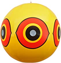 Balloon Bird Repellent - 3-Pk - Fast and Effective Solution to Pest Problems - Scary Eyes Balloons Keep Birds Away from House, Garden Crops, Swimming Pools and More to Stop Animal Mess and Damage