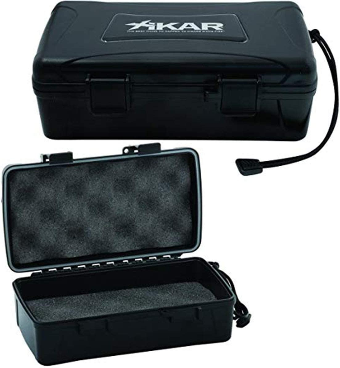 Xikar Ranking TOP10 Cigar Super popular specialty store Travel Carrying Case Holds 1 Includes Hu 10 Cigars