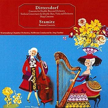 Dittersdorf / Stamitz: Concertos