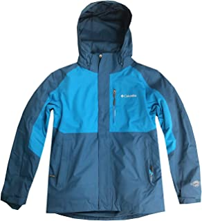 Columbia Men's Rural Mountain 3 in 1 Interchange Omni Heat Jacket