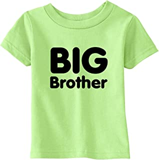 Big Brother on Infant & Toddler Cotton T-Shirt (in 21 Colors)