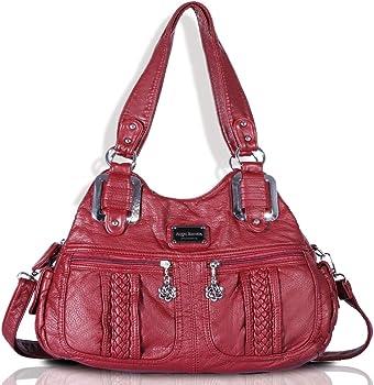 Angel Barcelo Womens Fashion Shoulder Bag