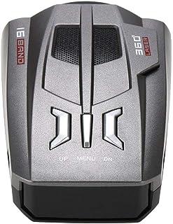 leoboone 360 ° 16 Banda de Barrido USB LED del Radar del Sistema de Prueba de
