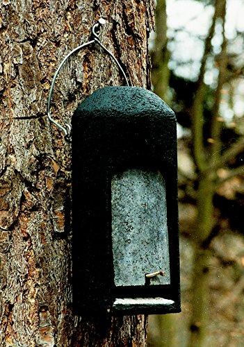 Schwegler Naturschutzprodukt Fledermaus Nistkasten Nisthöhle Nisthilfe Fledermaushöhle 2FN (speziell) aus Holzbeton Höhe 36 cm