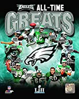 "Philadelphia Eagles All Time Greats Photo (Size: 8"" x 10"")"