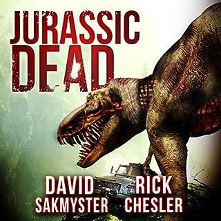Jurassic Dead cover art