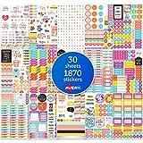 Avery Planner Sticker Pack, Calendar Stickers, Journal Stickers, Mom Planner Stickers, 1,820 Stickers (6780)