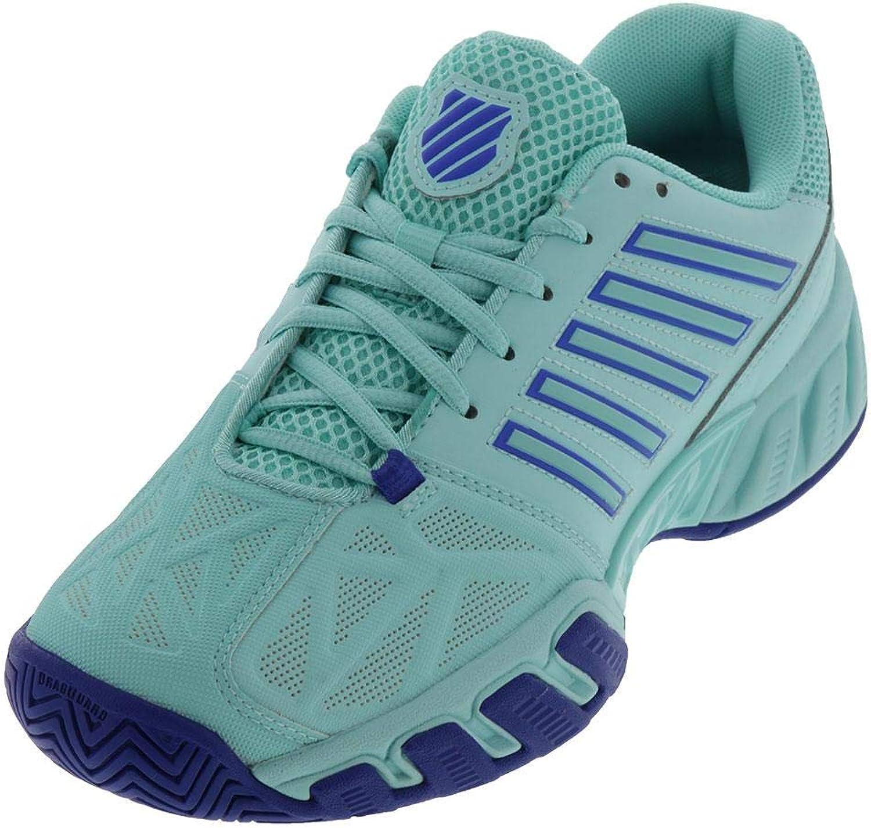 K-Swiss-Women`s Bigshot Light 3 Tennis shoes Aruba bluee and Dazzling bluee-()