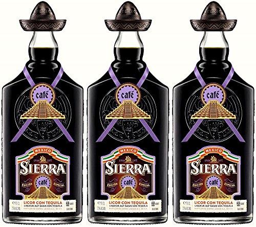 Sierra Café Kaffee (3 x 0.7 l)