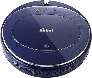 Aiibot T360 Robot Vacuum Pet Hair Care, 1200Pa Strong Suction, Quiet Robotic Vacuum Cleaner Super-Thin Self-Charging, Anti-Collision, Hardwood, Tile Floors, Marble, Medium-Pile Carpets