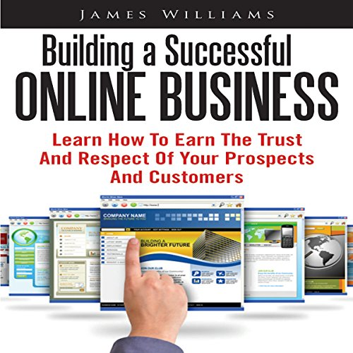 Building a Successful Online Business audiobook cover art