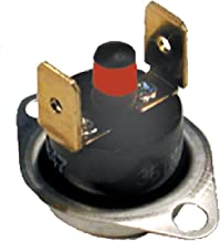 bimetal limit switch