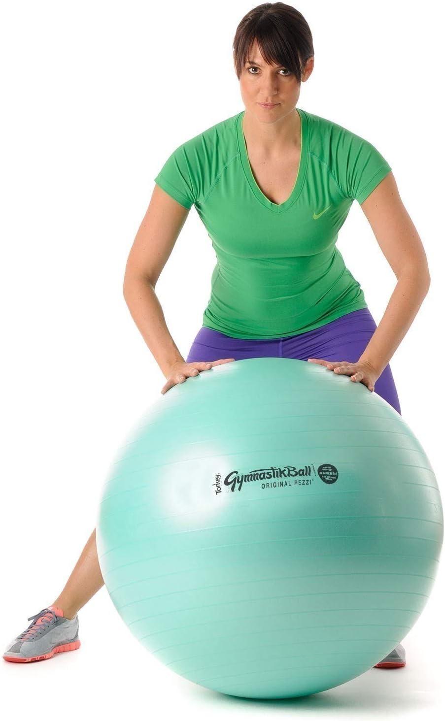 per la ginnastica e la terapia in ufficio diametro da 42 cm a 75 cm palla da ginnastica originale Pezzi Maxafe