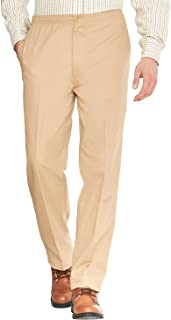 Mens HIGH-Rise Rugby Cotton Trouser Pants