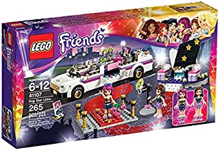 41107 Lego Pop Star Limo Friends Age 5-12 / 265 Pieces / New 2015 Release! by LEGO