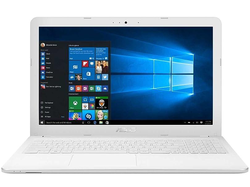 腸西固執エイスース 15.6型ノートパソコン ASUS VivoBook X540LA ホワイト(KINGSOFT Office Standard) X540LA-HWHITE