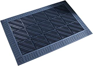 Doormats YUN Outdoor, Dust-Proof Anti-Skid Mat, Environmentally Friendly EVA Thick Waterproof Mat, Easy to Clean, Suitable...