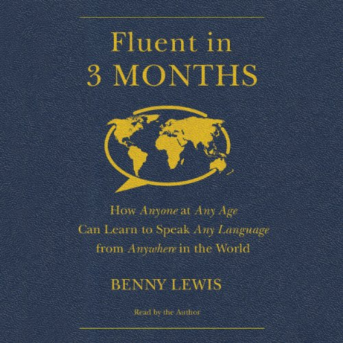 Fluent in 3 Months  By  cover art