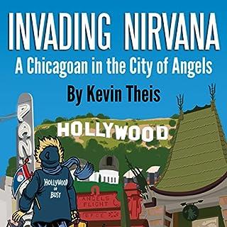 Invading Nirvana audiobook cover art