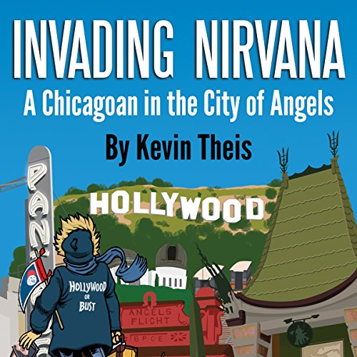 Invading Nirvana audiobook cover art
