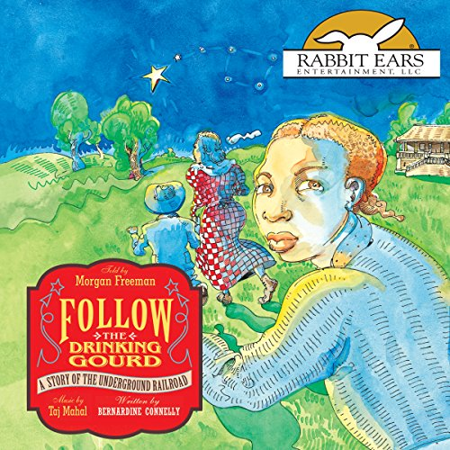 Follow the Drinking Gourd audiobook cover art