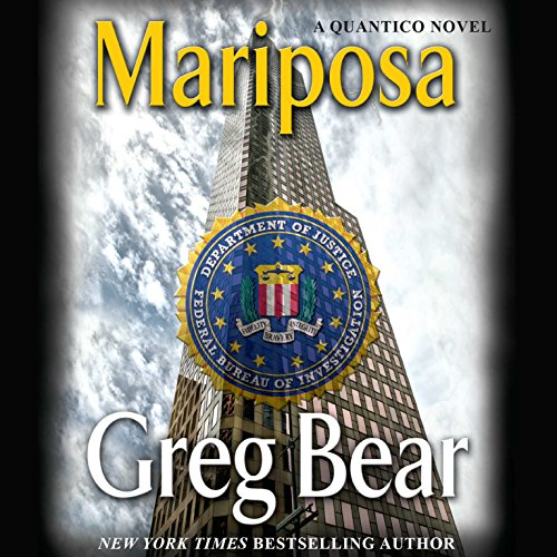 Mariposa audiobook cover art