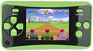 HigoKids Handheld Game Console for Kids Portable Retro Video Game Player Built-in 182..
