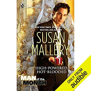 High-Powered, Hot-Blooded audiobook cover art