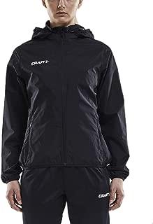 Women's Rain Jacket with Hood - Lightweight Waterproof Windbreaker for Women