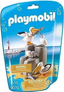 playmobil animal zoo and aquarium