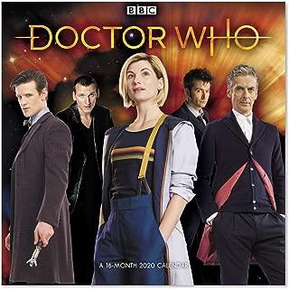2020 Doctor Who Wall Calendar, Mini Calendar (DDMN552820)